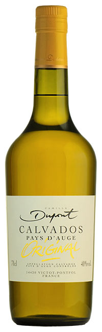 Bottle Domaine Dupont Calvados Original
