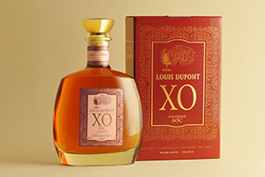 Calvados XO bottle
