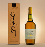 Bottle Domaine Dupont  Calvados More than 15 yrs